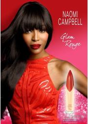 Naomi Campbell Glam Rouge Set (EDT 15ml + Make ...