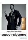 Paco Rabanne 1 Million Parfum 50ml για άνδρες