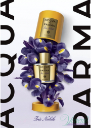 Acqua di Parma Iris Nobile EDP 100ml for Women Without Package Women`s fragrances without package