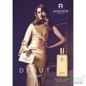 Aigner Debut By Night EDP 100ml for Women
