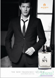 Aigner No1 EDT 100ml για άνδρες ασυσκεύαστo Men's Fragrances without package