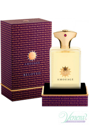 Amouage Beloved Man EDP 100ml για άνδρες ασυσκεύαστo Men`s Fragrances without package