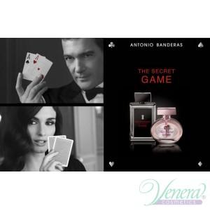 Antonio Banderas Her Secret Game EDT 80ml за Жени