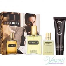 Aramis Aramis Set (EDT 110ml + EDT 50ml + AS Balm 100ml) για άνδρες
