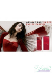 Armand Basi In Red EDP 100ml για γυναίκες ασυσκ...