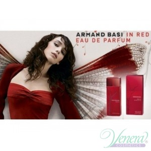 Armand Basi In Red EDP 100ml for Women Without Package