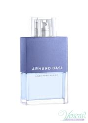 Armand Basi L'Eau Pour Homme EDT 125ml για άνδρες Without package Προϊόντα χωρίς συσκευασία