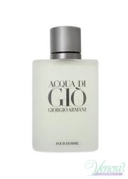 Armani Acqua Di Gio EDT 100ml για άνδρες ασυσκεύαστo Αρσενικά Αρώματα Χωρίς Συσκευασία