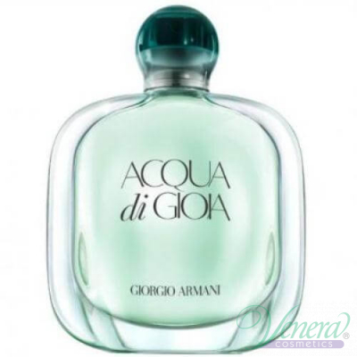 Armani Acqua Di Gioia EDP 50ml for Women Without Package Women's Fragrances Without Package