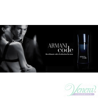 Armani Code EDT 75ml για άνδρες ασυσκεύαστo Products without package