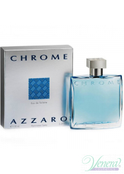 Azzaro Chrome EDT 100ml για άνδρες Men's Fragrance