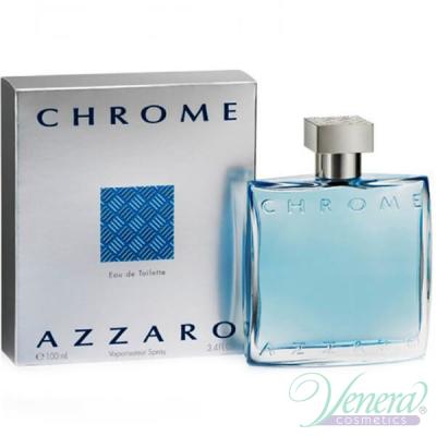 Azzaro Chrome EDT 100ml για άνδρες