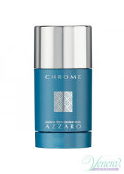 Azzaro Chrome Deo Stick 75ml για άνδρες Men's face and body products