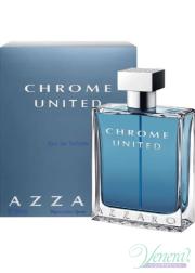Azzaro Chrome United EDT 50ml για άνδρες