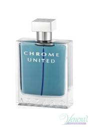 Azzaro Chrome United EDT 100ml για άνδρες ασυσκεύαστo