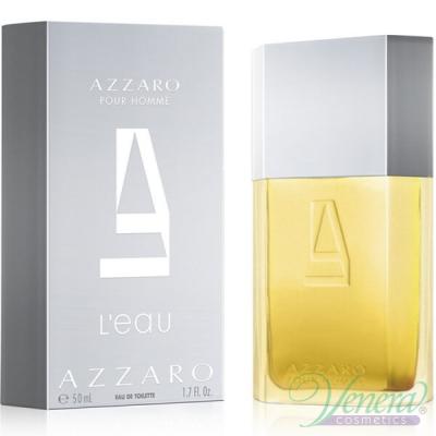 Azzaro Pour Homme L'Eau EDT 100ml για άνδρες