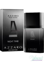 Azzaro Pour Homme Night Time EDT 100ml για άνδρες