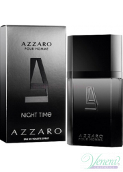 Azzaro Pour Homme Night Time EDT 50ml για άνδρες Ανδρικά Αρώματα