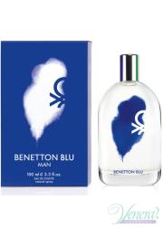 Benetton Blu Man EDT 100ml για άνδρες Ανδρικά Αρώματα