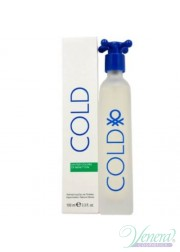 Benetton Cold EDT 100ml για άνδρες Ανδρικά Αρώματα