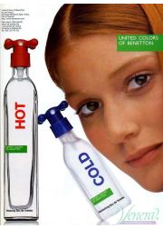 Benetton Hot EDT 100ml για γυναίκες
