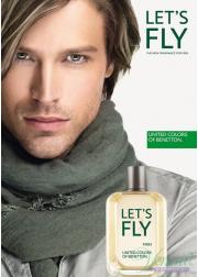 Benetton Let's Fly EDT 30ml για άνδρες