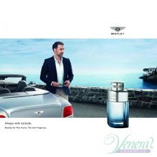 Bentley Bentley για άνδρες Azure EDT 60ml για άνδρες