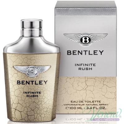 Bentley Infinite Rush EDT 100ml για άνδρες