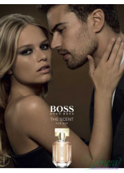 Boss The Scent for Her EDP 50ml για γυναίκες ασυσκεύαστo Women's Fragrances without package