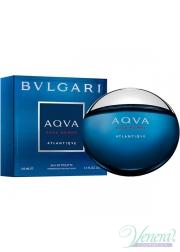 Bvlgari Aqva Pour Homme Atlantiqve EDT 100ml για άνδρες Ανδρικά Αρώματα