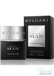 Bvlgari Man Black Cologne EDT 30ml για άνδρες Men's Fragrance