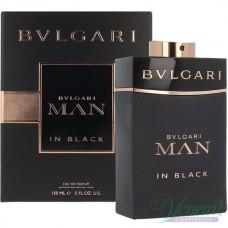 Bvlgari Man In Black EDP 150ml για άνδρες