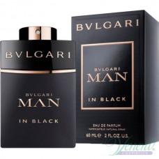 Bvlgari Man In Black EDP 60ml για άνδρες