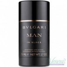 Bvlgari Man In Black Deo Stick 75ml για άνδρες