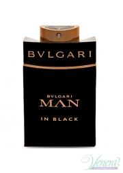 Bvlgari Man In Black EDP 100ml για άνδρες ασυσκεύαστo Αρσενικά Αρώματα Χωρίς Συσκευασία