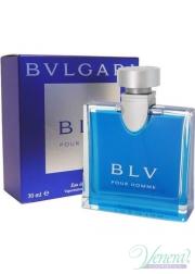 Bvlgari BLV Pour Homme EDT 100ml για άνδρες Ανδρικά Αρώματα