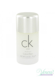 Calvin Klein CK One Deo Stick 75ml for Men and Women Men's and Women face and body products