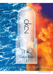 Calvin Klein CK2 EDT 100ml for Men and Women Without Package Unisex Fragrances without package