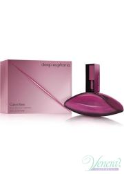 Calvin Klein Deep Euphoria Eau de Toilette EDT 100ml για γυναίκες Women's Fragrance