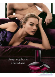 Calvin Klein Deep Euphoria Body Lotion 200ml για γυναίκες Women's face and body products