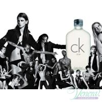 Calvin Klein CK One EDT 100ml για άνδρες και Γυναικες ασυσκεύαστo Αρσενικά Αρώματα Χωρίς Συσκευασία