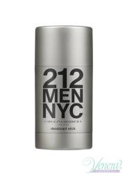 Carolina Herrera 212 Deo Stick 75ml για άνδρες