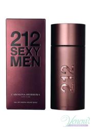Carolina Herrera 212 Sexy EDT 50ml για άνδρες Ανδρικά Αρώματα