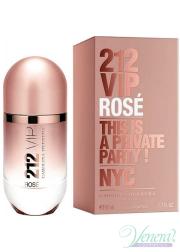 Carolina Herrera 212 VIP Rose EDP 80ml για γυναίκες Γυναικεία αρώματα