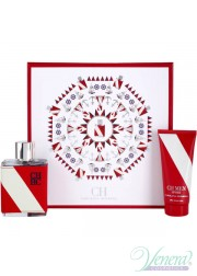 Carolina Herrera CH Men Sport Set (EDT 100ml + After Shave Balm 100ml) για άνδρες Αρσενικά Σετ