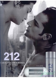 Carolina Herrera 212 Body Lotion 200ml for Women Women's face and body products