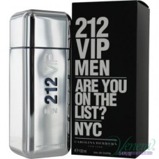 Carolina Herrera 212 VIP Men EDT 200ml για άνδρες