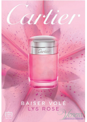 Cartier Baiser Vole Lys Rose EDT 30ml for Women Women's Fragrance