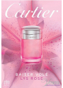 Cartier Baiser Vole Lys Rose EDT 100ml για γυναίκες