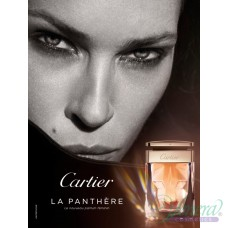 Cartier La Panthere Set (EDP 75ml + EDP 9ml + BL 100ml) για γυναίκες